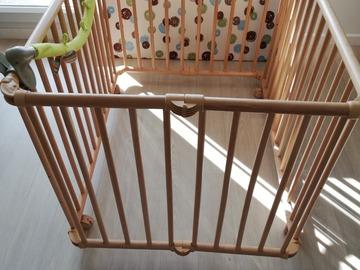Vente: Parc bébé marque Geuther