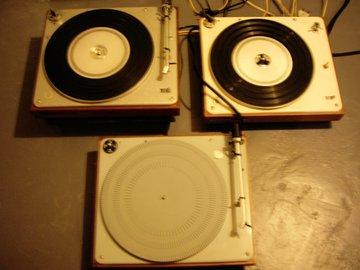 Vente: 3 platines B&O beogram 1000