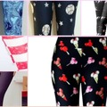 Buy Now: 200 x Charlie's Project – Assorted Adult Designer Leggings