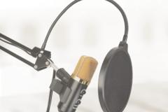 Rent Podcast Studio: Stout Heart Podcast Studio