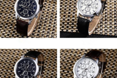 Buy Now:  New Men's Wristwatch w/Gift Boxes