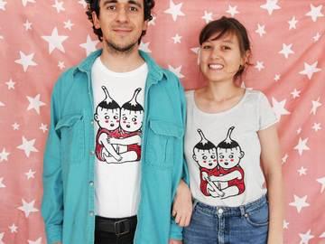 : CHILLI BEBES – Organic Cotton Unisex T-Shirt