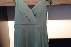 Ilmoitus: JJ's housen tumman vihreä mekko