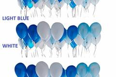 "Buy Now: 50 Bagss 100 pcs 12"" Latex balloons for Birthday Party Decoration"