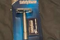 Buy Now: Double-Edge Safety Razors with 5 Blades lot 36 item