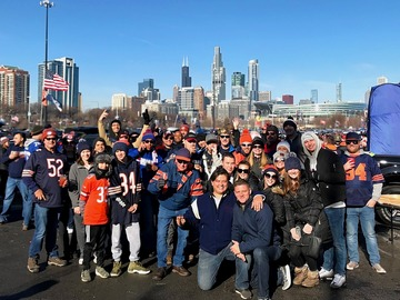 Paid Events: Cowboys AT BEARS 12/5/19