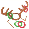 Buy Now: 50pcs Funny Reindeer Antler Hat Ring Toss Christmas Holiday