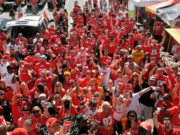 Paid Events: Tailgate with the Chiefs Lot J Tailgate Crew in Chicago 12/22
