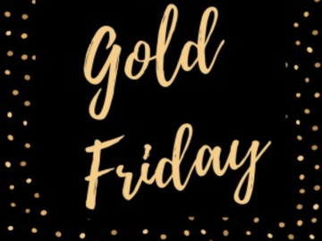 Selling: GOLDEN FRIDAY -  LUCKY 7