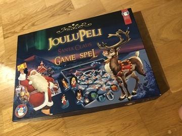 Selling: Christmas game