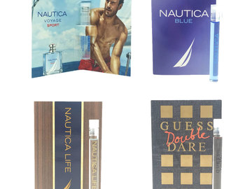 Buy Now: 5000pc Guess & Nautica Sample Fragrances