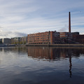 Renting out: Kehräsaaressa 30,5 neliön työhuone