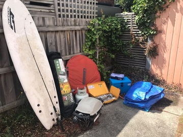 Daily Rate: Camping Set For Hire