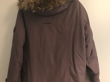Selling: Man winter jacket XL (very warm and cosy)
