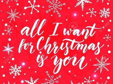 Selling: WILL YOU BE TOGETHER AT CHRISTMAS?