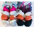 Buy Now: NWT Victoria's Secret Pink Wholesale Lot 100 VS PINK Bralette