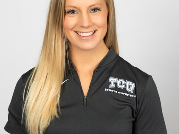 Service: Registered Dietitian- Specialty in Sports Performance