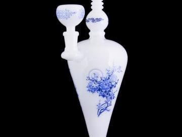 Post Now:  Youwei Dynasty Vase Beautiful Glass Bong