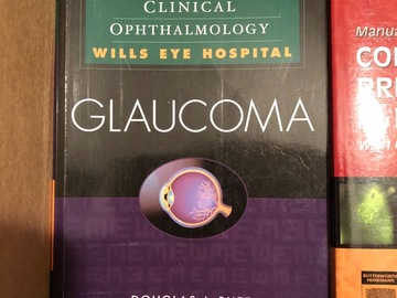Selling with online payment: Wills Eye Hospital Glaucoma