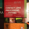 Selling with online payment: Manual of contact lens prescribing and fitting