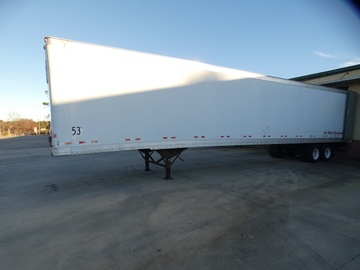 Daily Rental: 2014 '53 Great Dane Dry Trailer