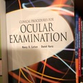 Selling with online payment: Clinical procedures for ocular examination