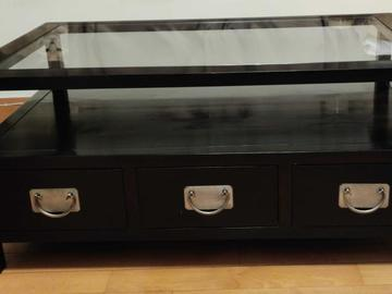 Selling without online payment: Coffee Table and Side Table