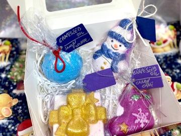 : Bath bombs Gift Box
