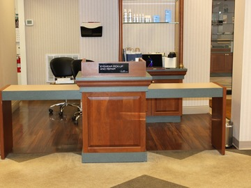 Selling with online payment: Optical Office Furniture by Eye Design