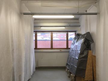 Vuokrataan: 12 m2 ikkunallinen työtila