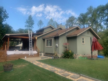 Offering without online payment: Exterior Painting Chatsworth, Dalton, GA