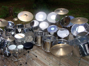 VIP Members' Sales Only: Denny Hair sells huge Stainless Steel Ludwig collection