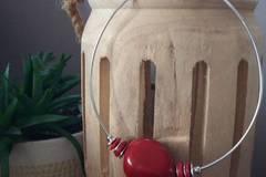Vente au détail: tour de cou en ivoire vegetal