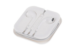 Buy Now: 50 PCS New Earpod with 3.5 mm White Headphones for iPhone