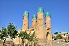 Réserver (avec paiement en ligne): Les sables rouges - Découverte - Ouzbékistan