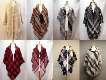 Buy Now: 20 New Ladies Jackets , Vests , Ponchos , Ruanas , Outerwear