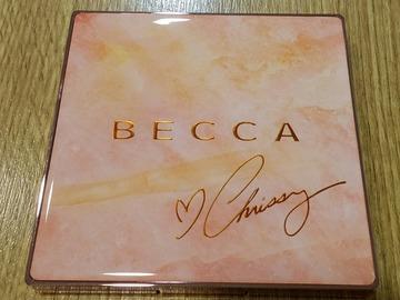 Venta: Paleta original Chrissy Teigen de Becca