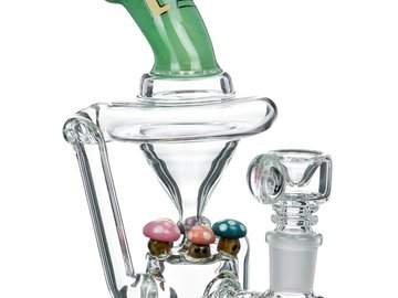 "Post Products:  ""Mushroom Kingdom"" Recycler"