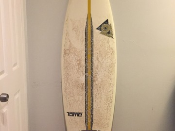 "For Rent: 6'2"" – 34.6L Firewire Tomo SKX Shortboard"