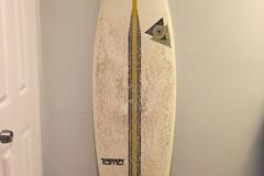 "For Rent: 6'2"" – 34.6L Firewire Tomo SKX Shortboard"