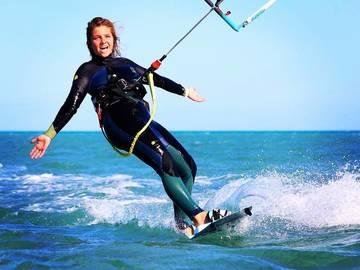 Course: A taste of Kitesurfing in El Gouna