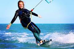 Course: A taste of Kitesurfing in El Gouna