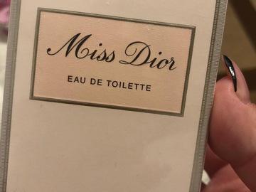 Venta: miss Dior