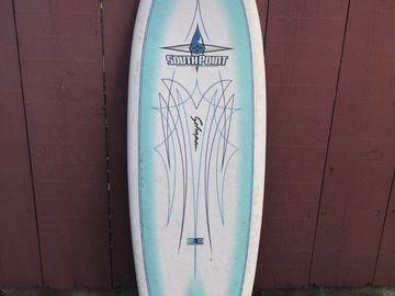For Rent: 5'10 South Point Epoxy Fish
