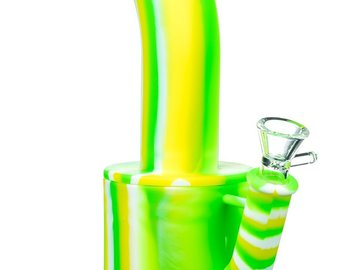 Post Now:  Silicone Oil Can Bong