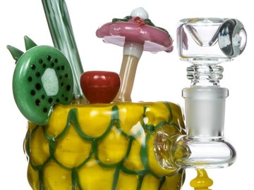 Post Products:  Pineapple Paradise Bong