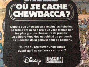 Vente: Où se cache Chewbacca?