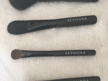 Venta: Juego brochas Sephora