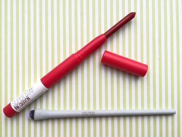 Venta: MAYBELLINE Crayon + BETER pincel orgánico