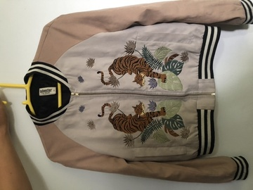 Selling: Tiger bomber